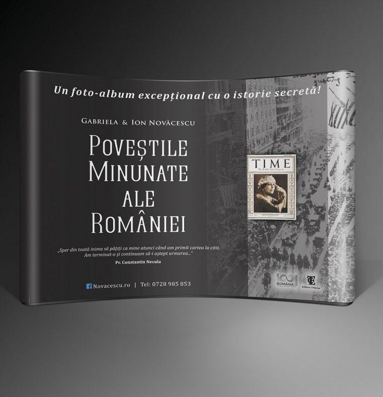 Pop-up Povestile minunate ale Romaniei