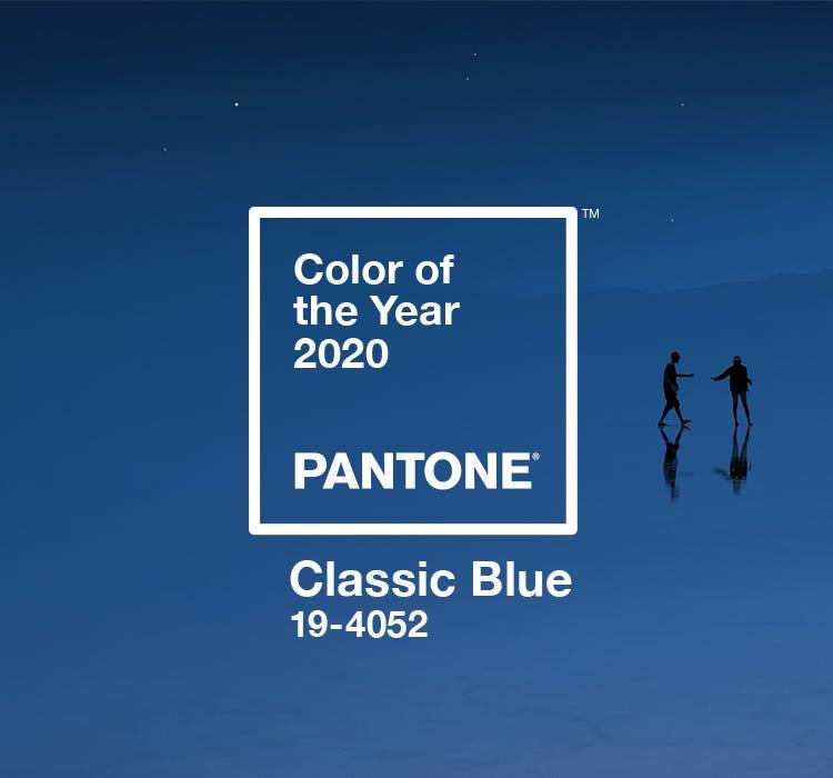 Culoarea anului 2020